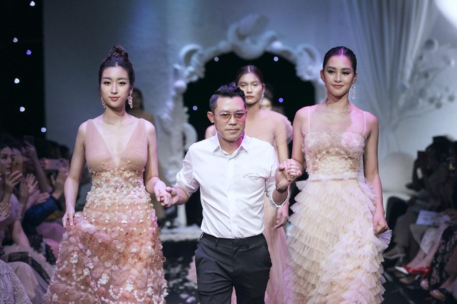 Hoa hậu Mỹ Linh nói gì về nghi vấn hẹn hò em trai BTV Ngọc Trinh? - ảnh 10