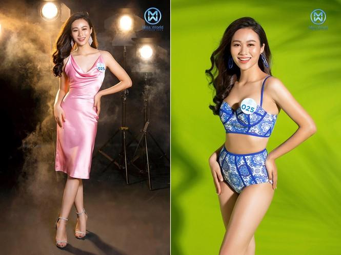 Nhan sắc nóng bỏng của 20 thí sinh phía Bắc lọt chung kết Miss World VN - ảnh 11