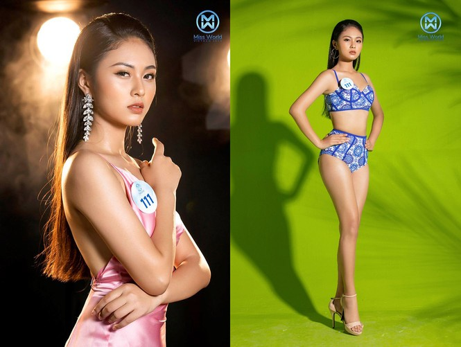 Nhan sắc nóng bỏng của 20 thí sinh phía Bắc lọt chung kết Miss World VN - ảnh 14