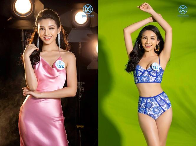 Nhan sắc nóng bỏng của 20 thí sinh phía Bắc lọt chung kết Miss World VN - ảnh 4