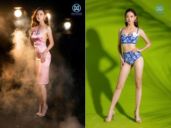 Nhan sắc nóng bỏng của 20 thí sinh phía Bắc lọt chung kết Miss World VN - ảnh 18