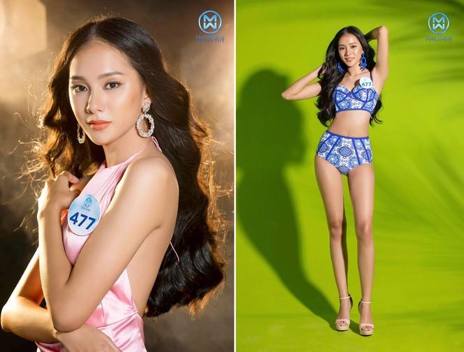 Nhan sắc nóng bỏng của 20 thí sinh phía Bắc lọt chung kết Miss World VN - ảnh 9