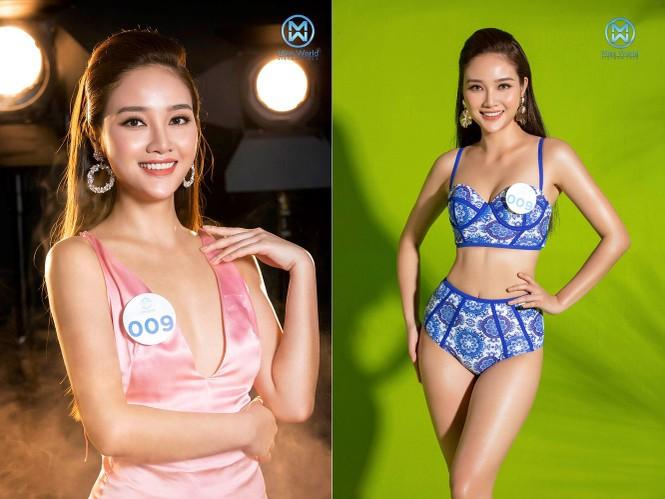 Nhan sắc nóng bỏng của 20 thí sinh phía Bắc lọt chung kết Miss World VN - ảnh 2