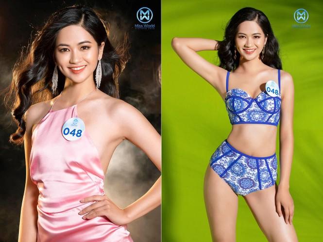 Nhan sắc nóng bỏng của 20 thí sinh phía Bắc lọt chung kết Miss World VN - ảnh 7
