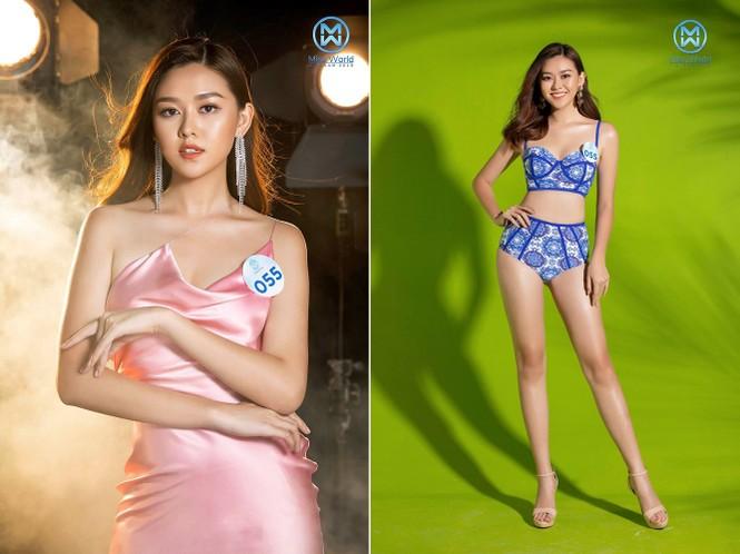 Nhan sắc nóng bỏng của 20 thí sinh phía Bắc lọt chung kết Miss World VN - ảnh 19