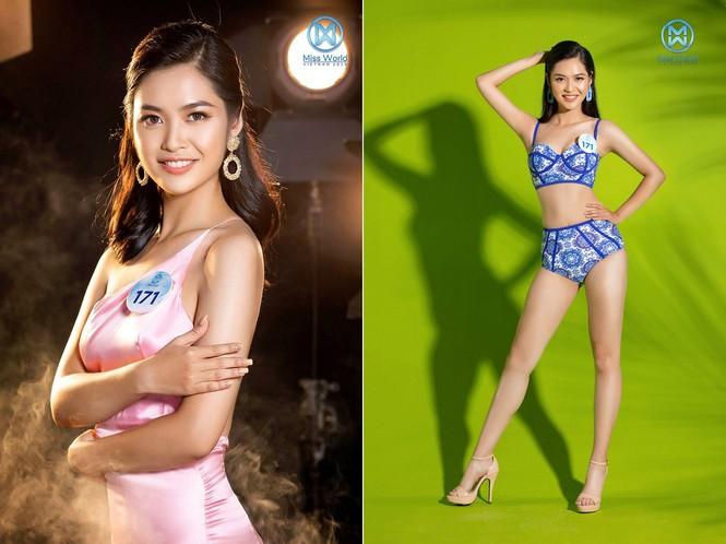 Nhan sắc nóng bỏng của 20 thí sinh phía Bắc lọt chung kết Miss World VN - ảnh 5