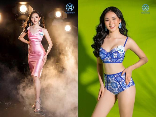 Nhan sắc nóng bỏng của 20 thí sinh phía Bắc lọt chung kết Miss World VN - ảnh 10
