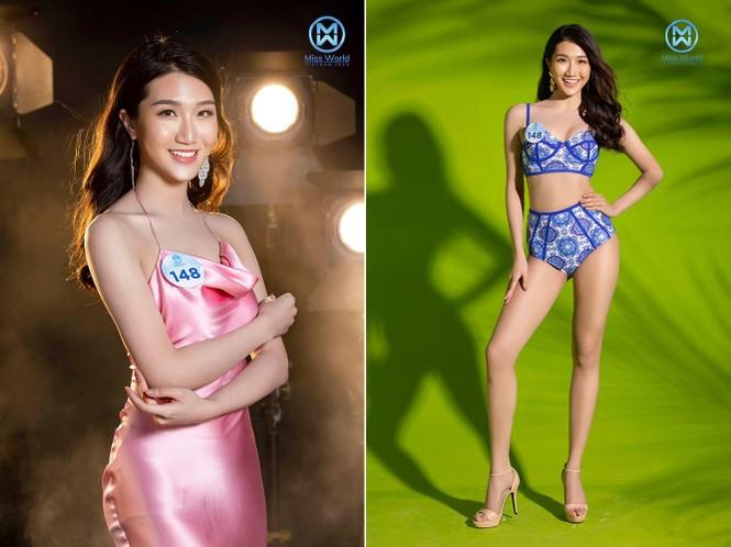 Nhan sắc nóng bỏng của 20 thí sinh phía Bắc lọt chung kết Miss World VN - ảnh 12