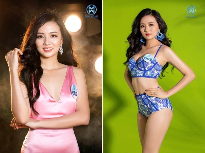 Nhan sắc nóng bỏng của 20 thí sinh phía Bắc lọt chung kết Miss World VN - ảnh 8