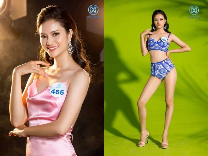 Nhan sắc nóng bỏng của 20 thí sinh phía Bắc lọt chung kết Miss World VN - ảnh 1