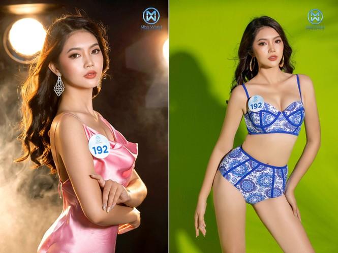 Nhan sắc nóng bỏng của 20 thí sinh phía Bắc lọt chung kết Miss World VN - ảnh 13