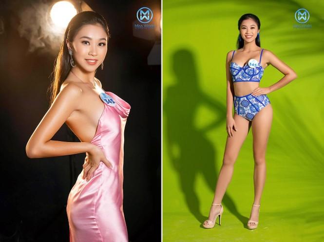 Nhan sắc nóng bỏng của 20 thí sinh phía Bắc lọt chung kết Miss World VN - ảnh 15