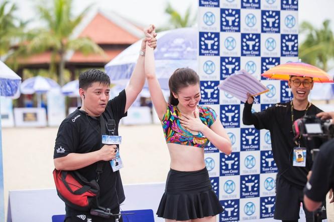 Á hậu Phương Nga đẹp đôi bên Bình An khiến thí sinh Miss World VN ngưỡng mộ - ảnh 13