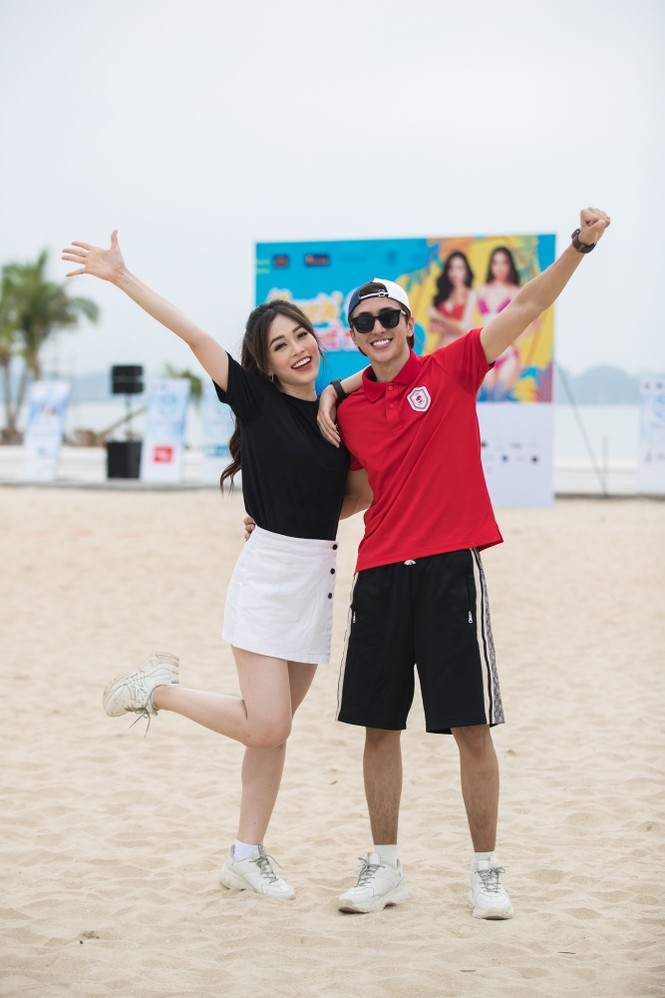 Á hậu Phương Nga đẹp đôi bên Bình An khiến thí sinh Miss World VN ngưỡng mộ - ảnh 6