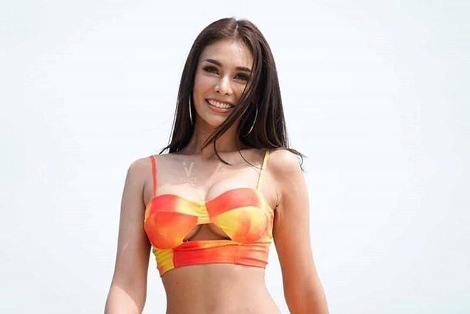 Body nóng bỏng của tân hoa hậu đang bị tẩy chay dữ dội ở Thái Lan  - ảnh 4