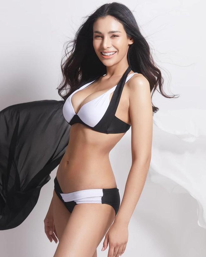 Body nóng bỏng của tân hoa hậu đang bị tẩy chay dữ dội ở Thái Lan  - ảnh 6