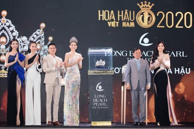 Vương miện của Hoa hậu Việt Nam 2020 xuất hiện trên trang chủ Miss World  - ảnh 3