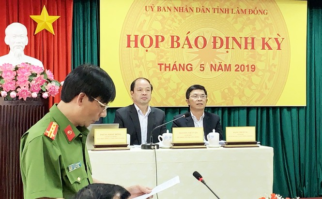Bất ngờ kết quả điều tra vụ 2 phóng viên bị hành hung ở Lâm Đồng - ảnh 1