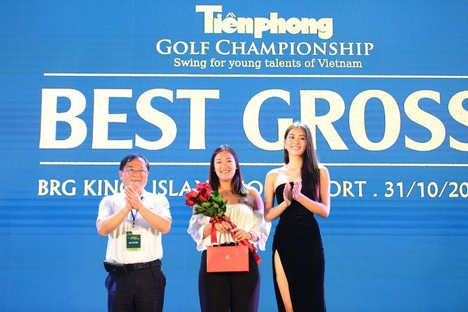 Golfer 17 tuổi Nguyễn Nhất Long vô địch Tiền Phong Golf Championship 2020 - ảnh 2