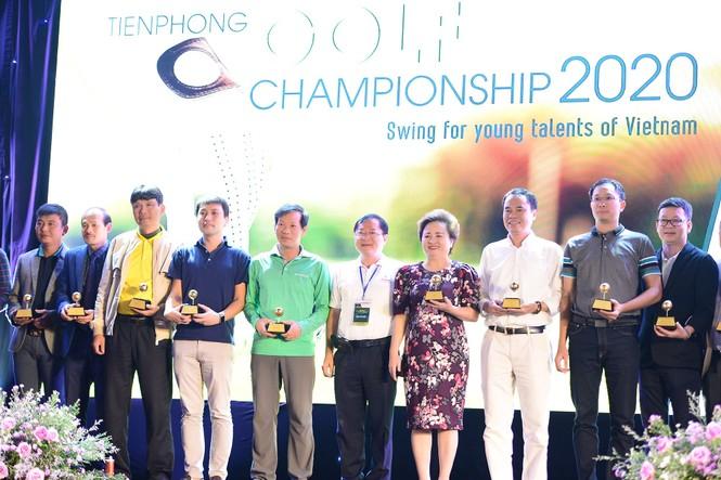 Golfer 17 tuổi Nguyễn Nhất Long vô địch Tiền Phong Golf Championship 2020 - ảnh 20