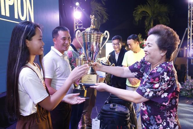 Golfer 17 tuổi Nguyễn Nhất Long vô địch Tiền Phong Golf Championship 2020 - ảnh 3