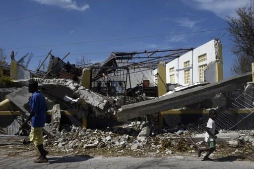 """Cận cảnh Haiti tan hoang, """"quay quắt"""" trong nghèo đói  - ảnh 11"""
