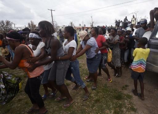 """Cận cảnh Haiti tan hoang, """"quay quắt"""" trong nghèo đói  - ảnh 7"""
