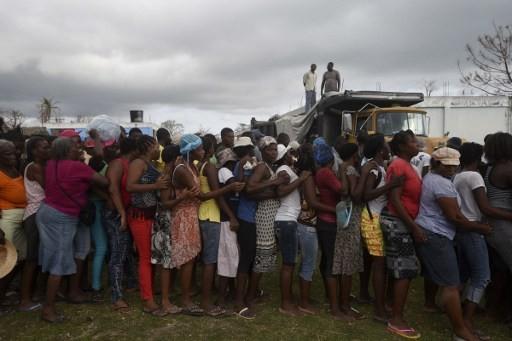 """Cận cảnh Haiti tan hoang, """"quay quắt"""" trong nghèo đói  - ảnh 1"""
