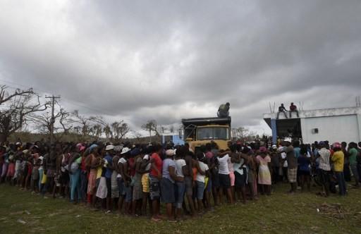 """Cận cảnh Haiti tan hoang, """"quay quắt"""" trong nghèo đói  - ảnh 8"""