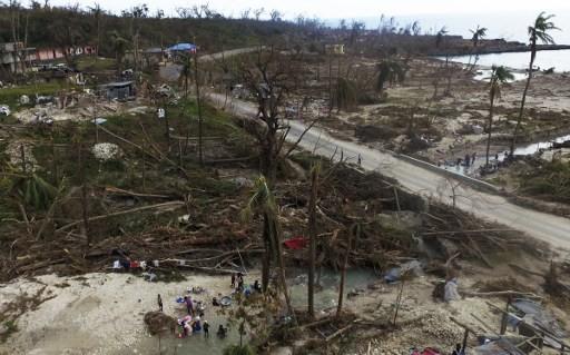 """Cận cảnh Haiti tan hoang, """"quay quắt"""" trong nghèo đói  - ảnh 10"""