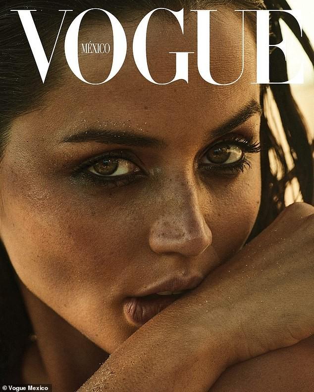 'Bond Girl' người Cuba đẹp hút hồn trên Vogue Mexico - ảnh 2
