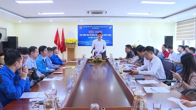 Cơ quan, đoàn thể tỉnh Quảng Ninh vận động ủng hộ miền Trung ruột thịt - ảnh 2