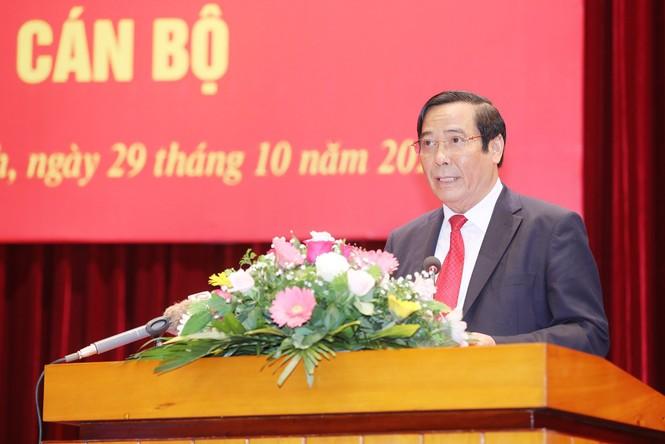 Thứ Trưởng Bộ Xây dựng làm Phó Bí thư Tỉnh ủy Quảng Ninh - ảnh 2