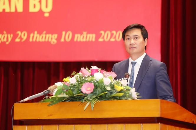 Thứ Trưởng Bộ Xây dựng làm Phó Bí thư Tỉnh ủy Quảng Ninh - ảnh 3
