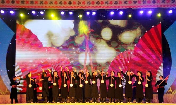 Khai mạc Tuần Văn hóa - Du lịch và Hội Mùa vàng huyện Bình Liêu năm 2020 - ảnh 1