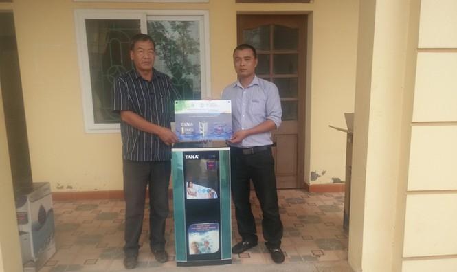 Tân Á Đại Thành mang nguồn nước sạch đến người dân Việt - ảnh 1