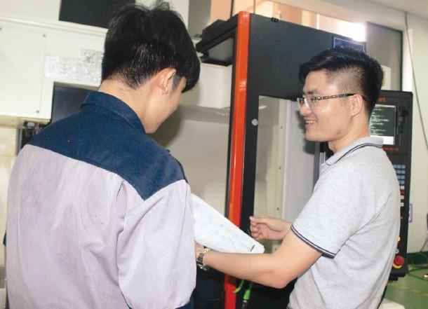 Từ chàng kỹ sư trẻ tới ông chủ CNC Tech - ảnh 3
