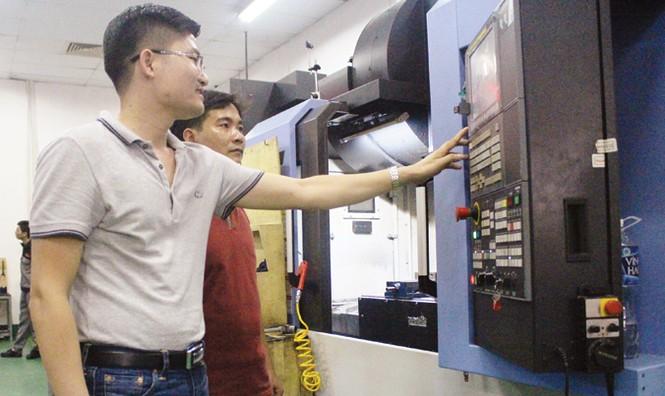 Từ chàng kỹ sư trẻ tới ông chủ CNC Tech - ảnh 2
