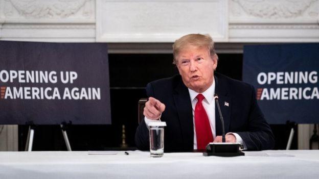 Tranh cãi gay gắt về việc Mỹ chấm dứt quan hệ với WHO - ảnh 1