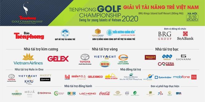 Trọng tài có chứng chỉ luật golf Level 2 điều hành Tiền Phong Golf Championship 2020 - ảnh 1