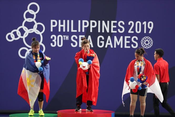 SEA Games ngày 3/12: Thêm 8 HCV, Việt Nam xây chắc ngôi nhì bảng - ảnh 12
