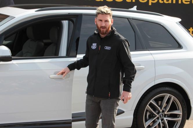Cận cảnh cuộc sống thượng hạng của Messi ở Barcelona - ảnh 7