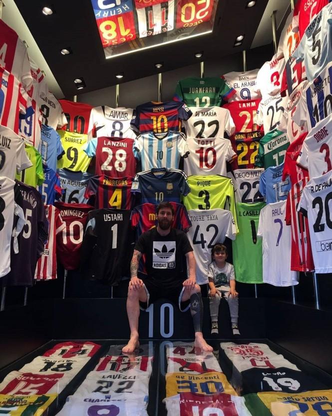 Cận cảnh cuộc sống thượng hạng của Messi ở Barcelona - ảnh 4