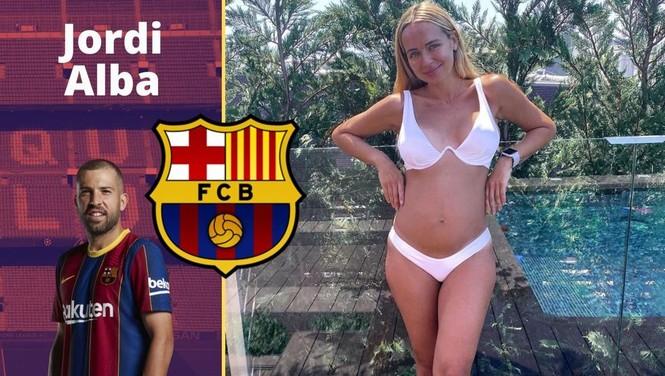 Dàn mỹ nhân nóng bóng đốt cháy 'Siêu kinh điển' Real vs Barca - ảnh 10