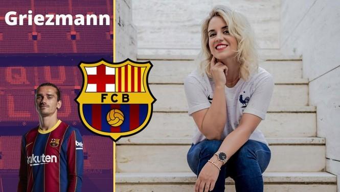Dàn mỹ nhân nóng bóng đốt cháy 'Siêu kinh điển' Real vs Barca - ảnh 11