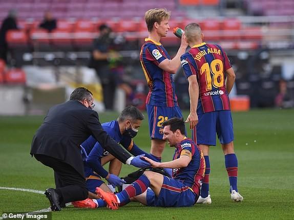 Barcelona gục ngã trước Real Madrid ở trận Siêu kinh điển - ảnh 4