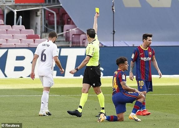 Barcelona gục ngã trước Real Madrid ở trận Siêu kinh điển - ảnh 5