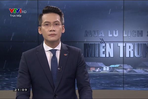 BTV Tuấn Dương gây xúc động khi dẫn live về miền Trung-'Mình xem mà cũng bật khóc thực sự' - ảnh 2