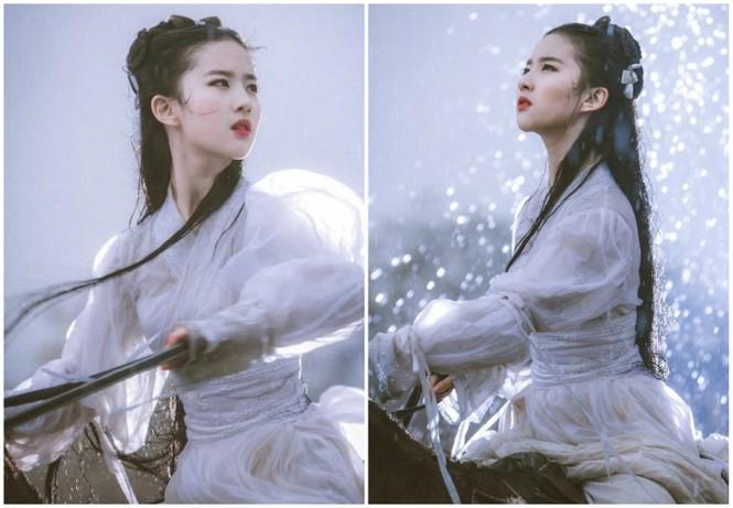 Sự thật về cảnh quay nhạy cảm bị cắt của Lưu Diệc Phi trong 'Thần Điêu Đại Hiệp' - ảnh 1