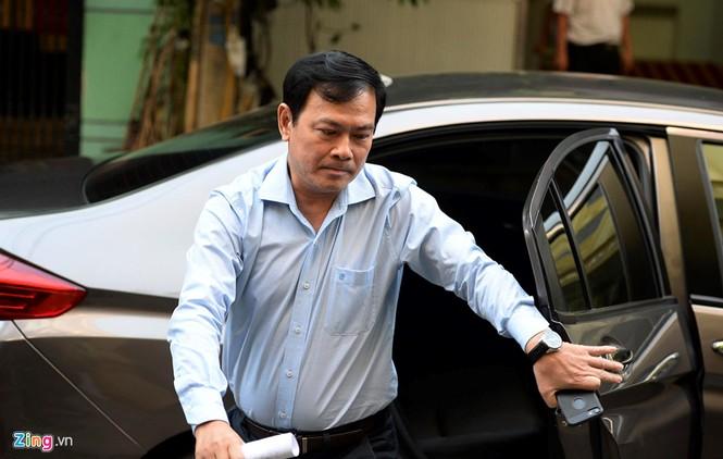 Cận cảnh phiên xử cựu viện phó Nguyễn Hữu Linh - ảnh 1